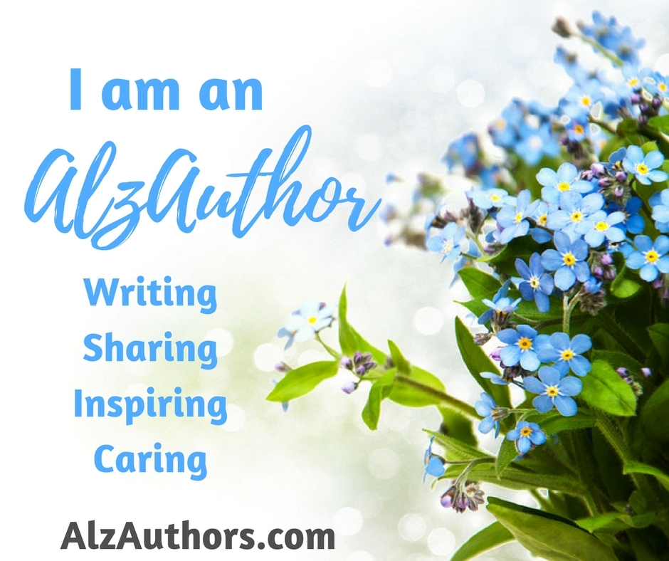 I am an AlzAuthor Badge